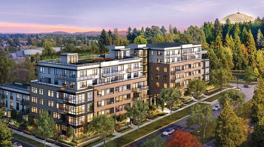 Condo Apartment at 111 4427 CAMBIE STREET, Unit 111, Vancouver West, British Columbia. Image 1