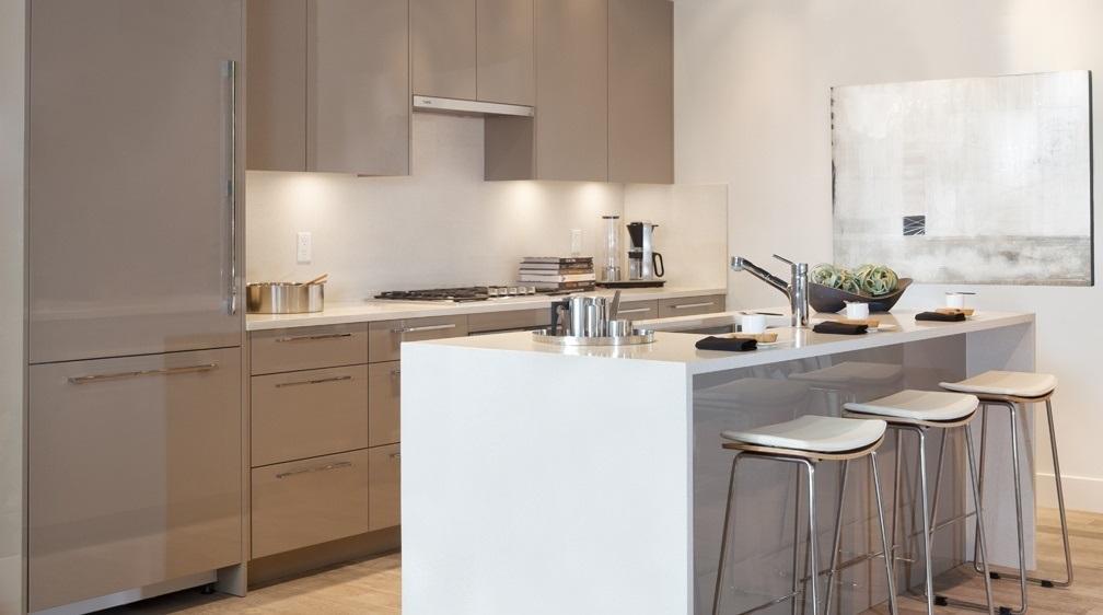 Condo Apartment at 111 4427 CAMBIE STREET, Unit 111, Vancouver West, British Columbia. Image 2