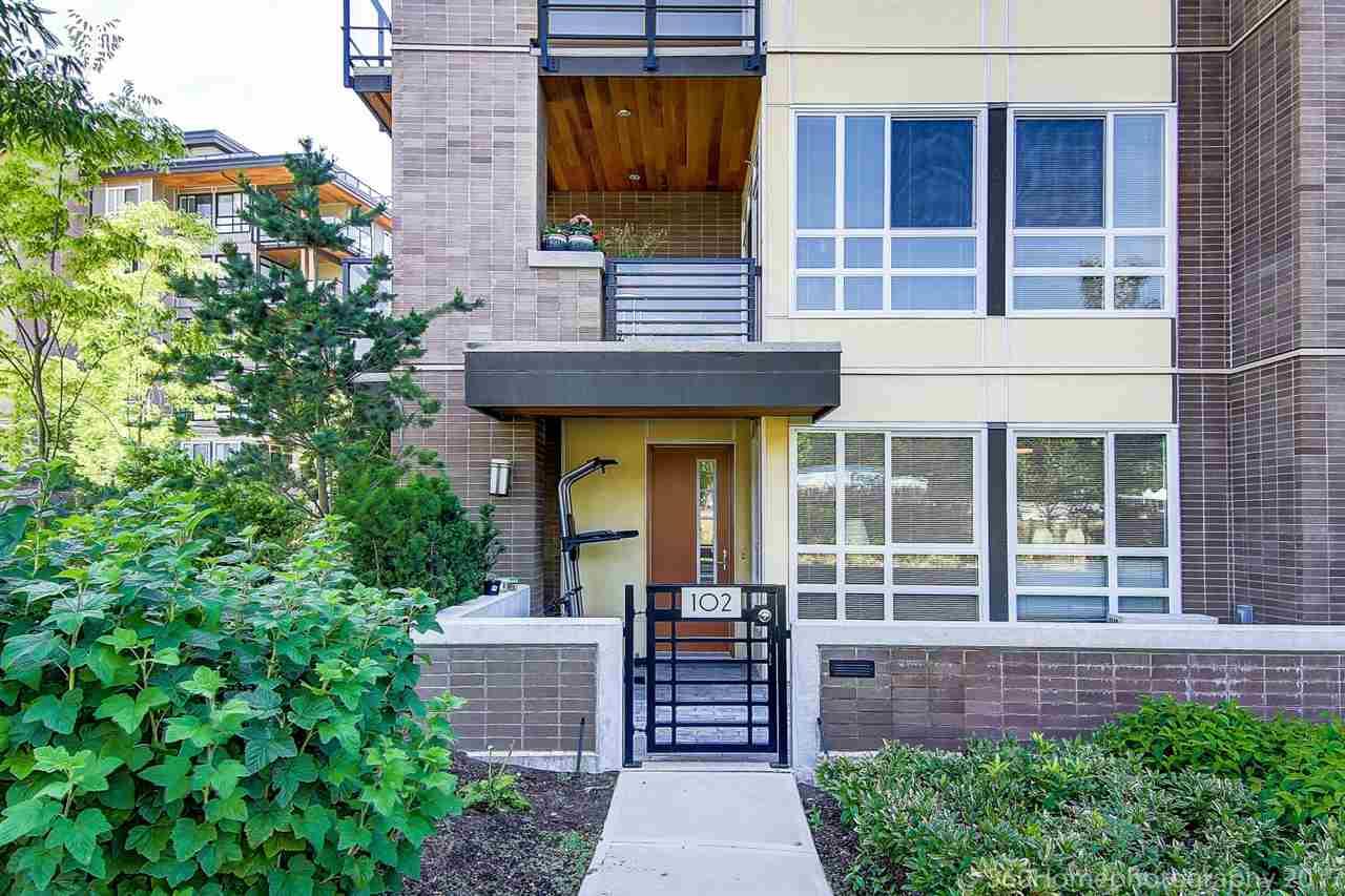Condo Apartment at 102 3462 ROSS DRIVE, Unit 102, Vancouver West, British Columbia. Image 13