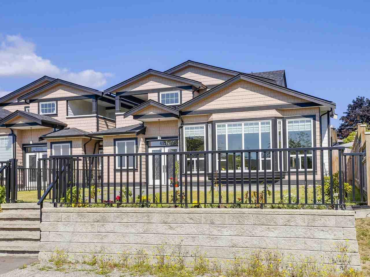 Half-duplex at 4952 LORRAINE AVENUE, Burnaby South, British Columbia. Image 1