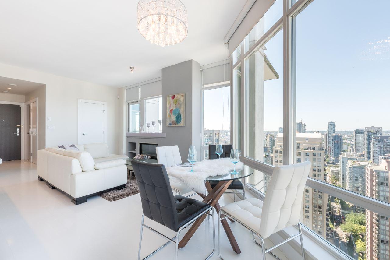 Condo Apartment at 3103 535 SMITHE STREET, Unit 3103, Vancouver West, British Columbia. Image 11