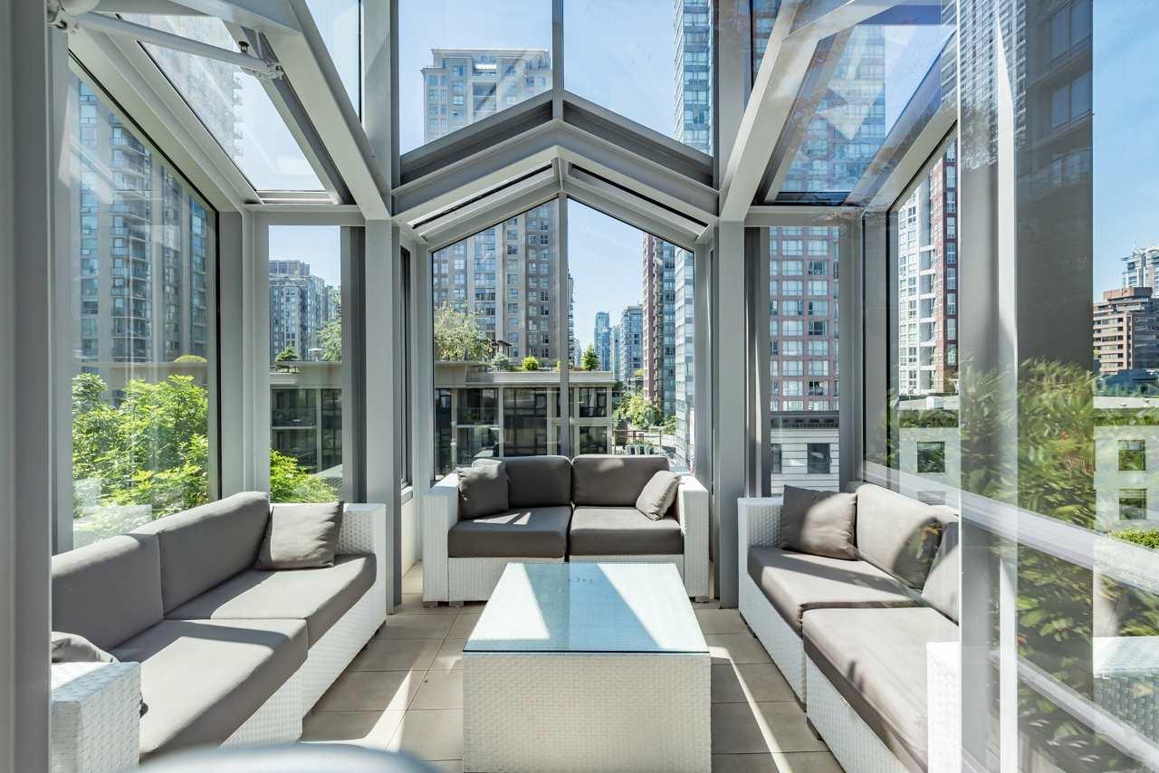 Condo Apartment at 3103 535 SMITHE STREET, Unit 3103, Vancouver West, British Columbia. Image 17