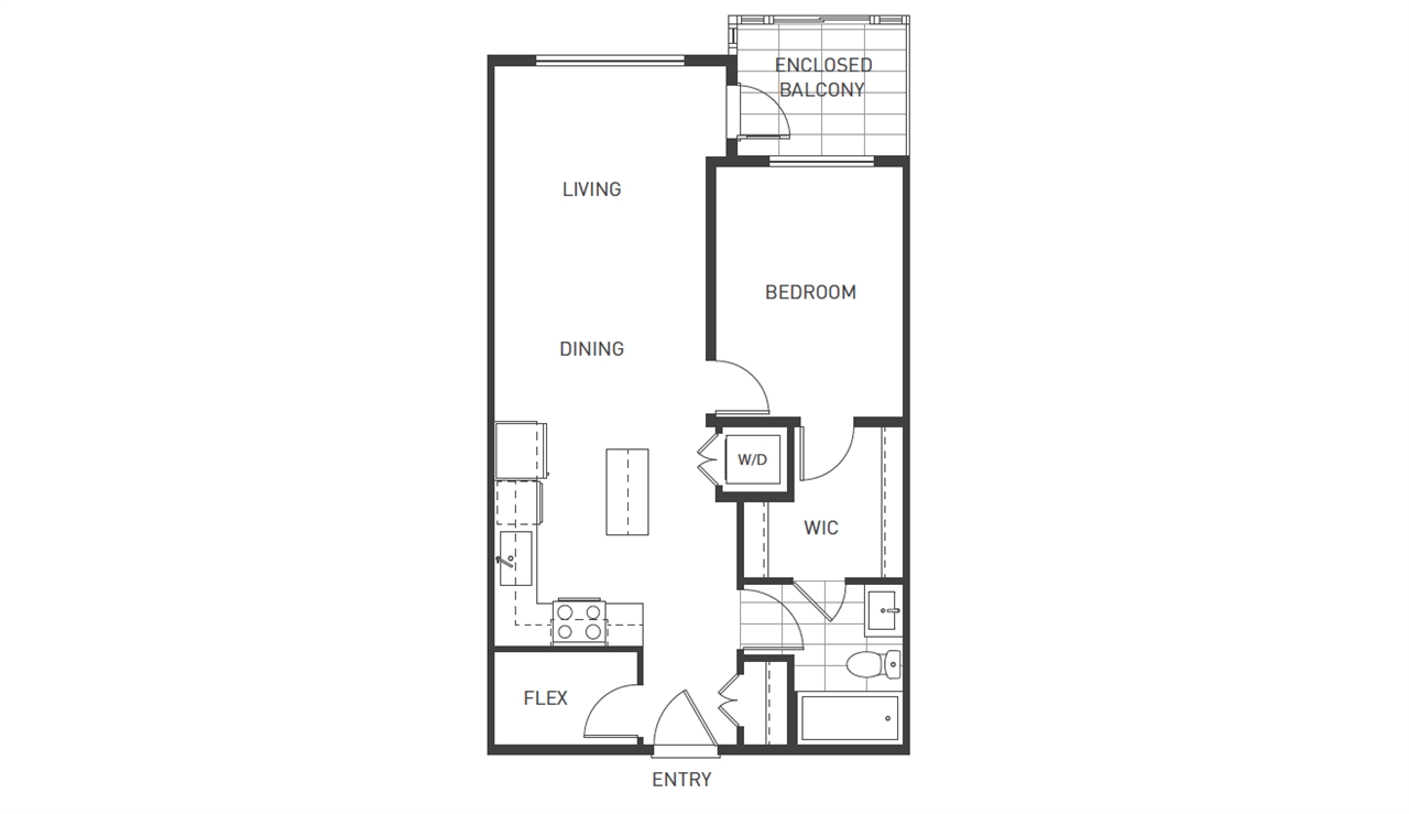 Condo Apartment at 303 233 KINGSWAY STREET, Unit 303, Vancouver East, British Columbia. Image 5