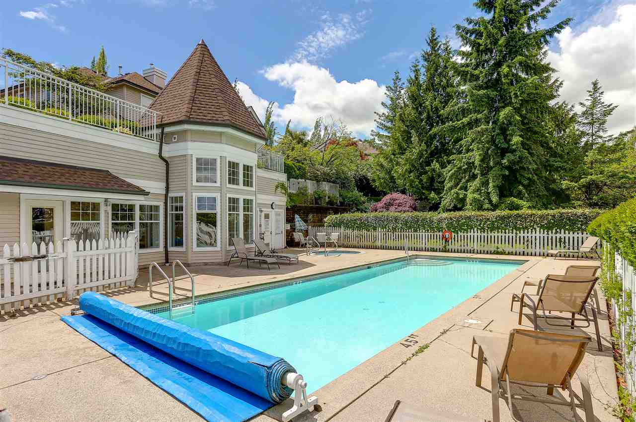 Townhouse at 54 5950 OAKDALE ROAD, Unit 54, Burnaby South, British Columbia. Image 20