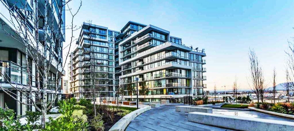 Condo Apartment at 1601 7733 FIRBRIDGE WAY, Unit 1601, Richmond, British Columbia. Image 9