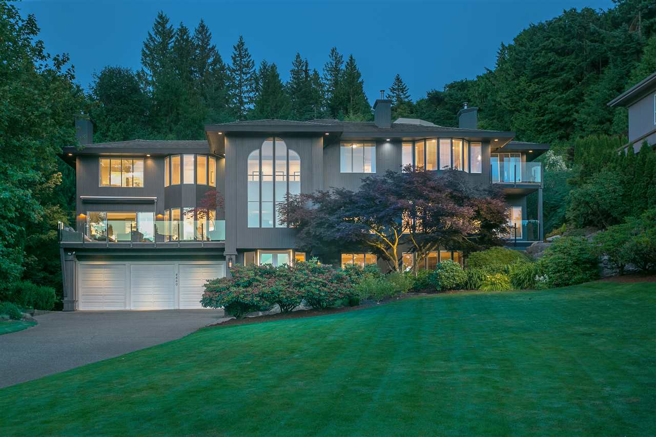 Detached at 4860 NORTHWOOD DRIVE, West Vancouver, British Columbia. Image 1