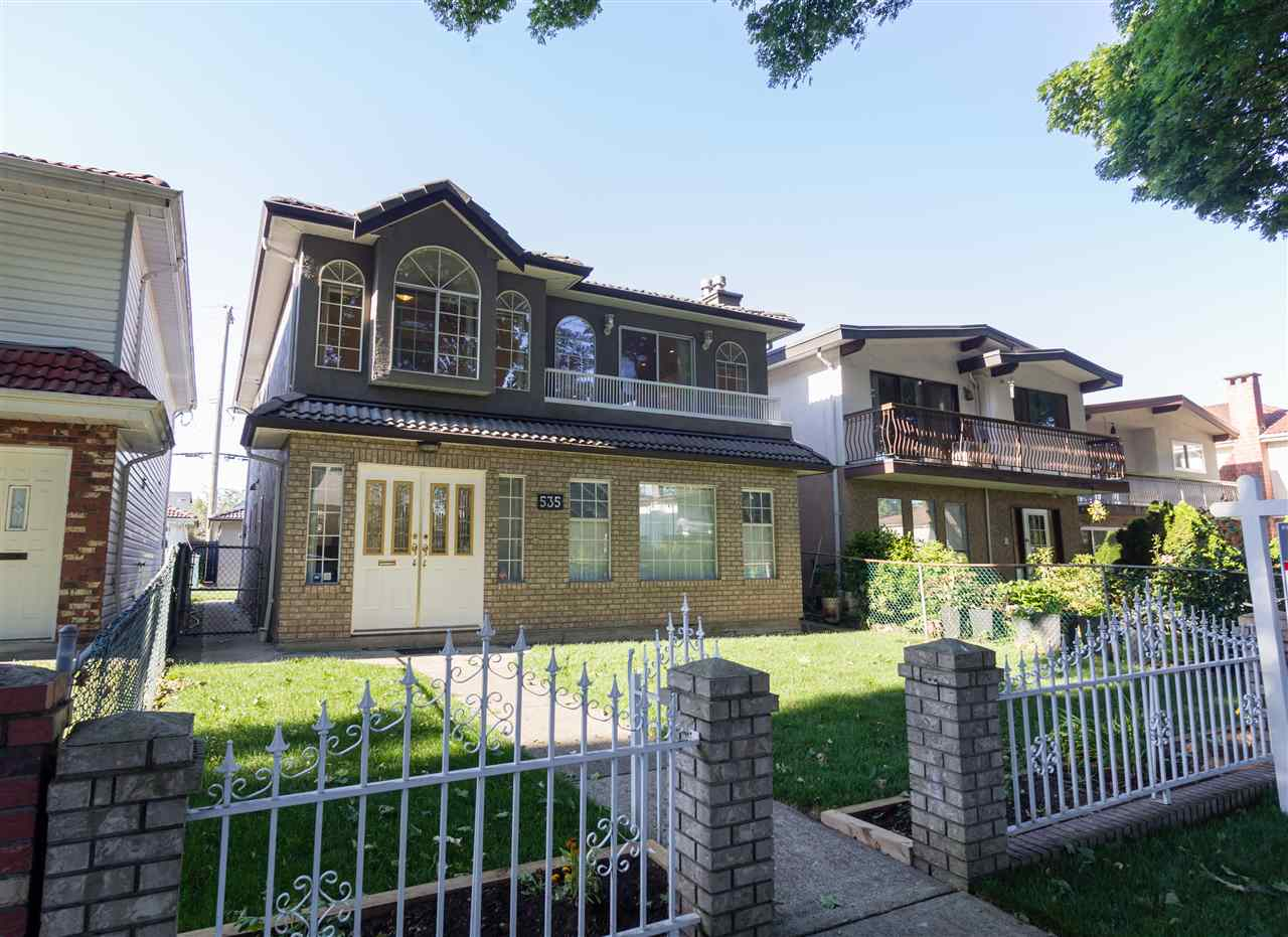 Detached at 535 E 19TH AVENUE, Vancouver East, British Columbia. Image 1