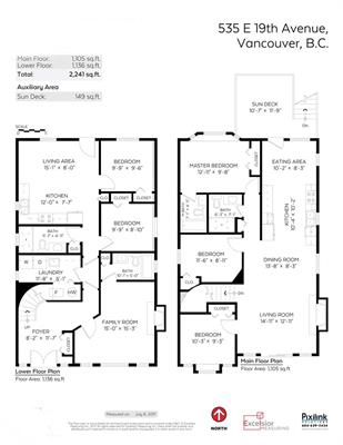 Detached at 535 E 19TH AVENUE, Vancouver East, British Columbia. Image 20