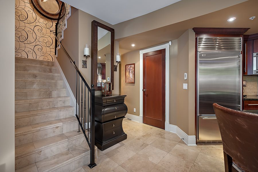 Townhouse at 1298 RICHARDS STREET, Vancouver West, British Columbia. Image 7