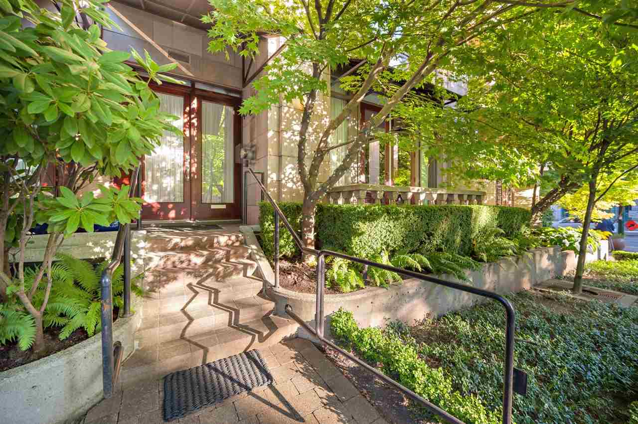 Townhouse at 1298 RICHARDS STREET, Vancouver West, British Columbia. Image 15