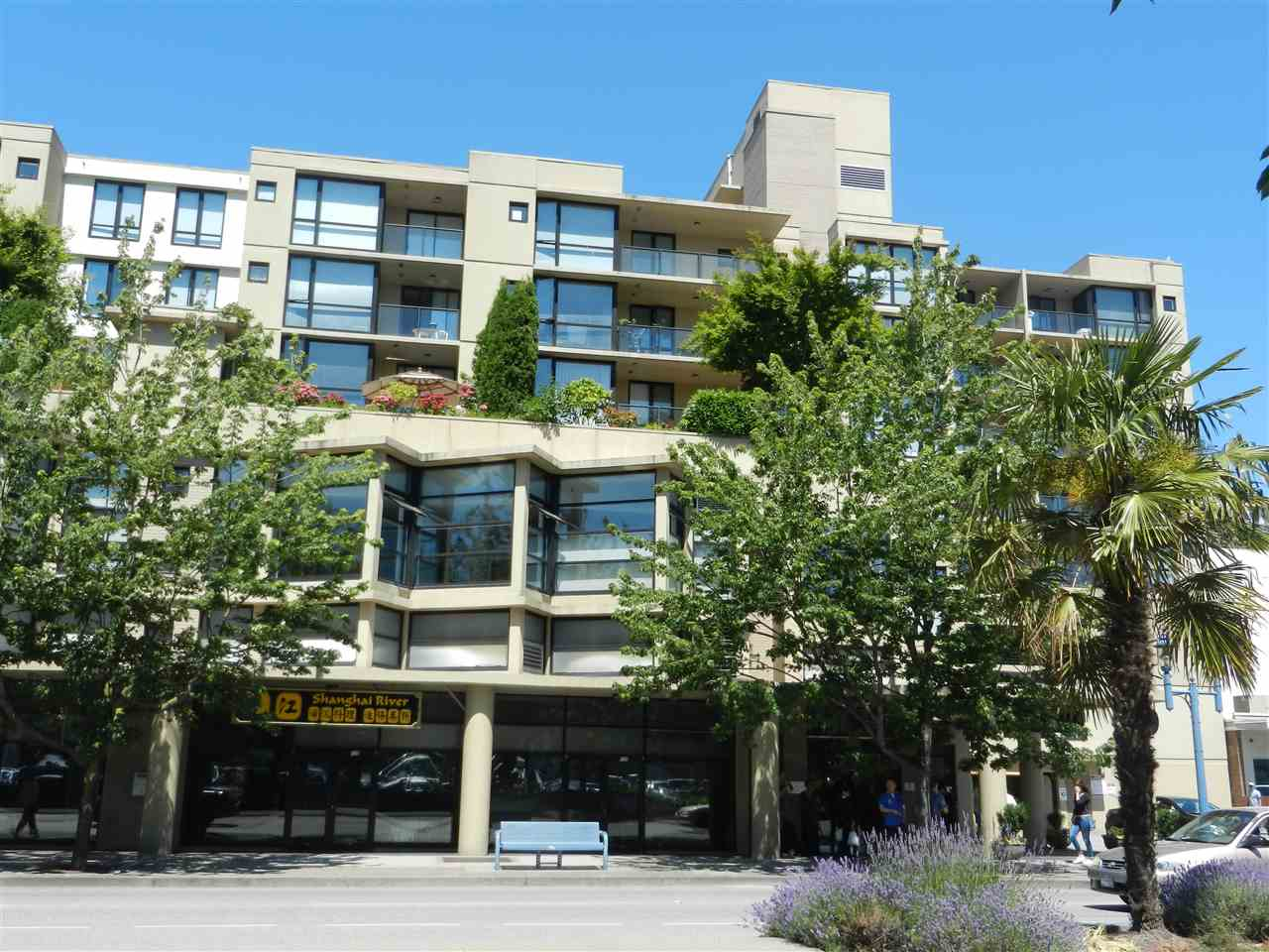 Condo Apartment at 517 7831 WESTMINSTER HIGHWAY, Unit 517, Richmond, British Columbia. Image 1
