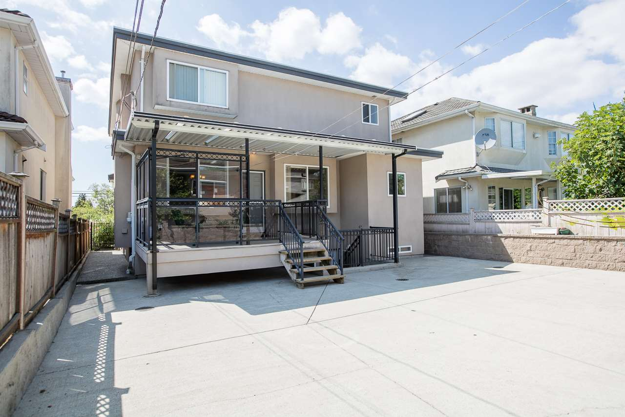 Detached at 6228 DOMAN STREET, Vancouver East, British Columbia. Image 20