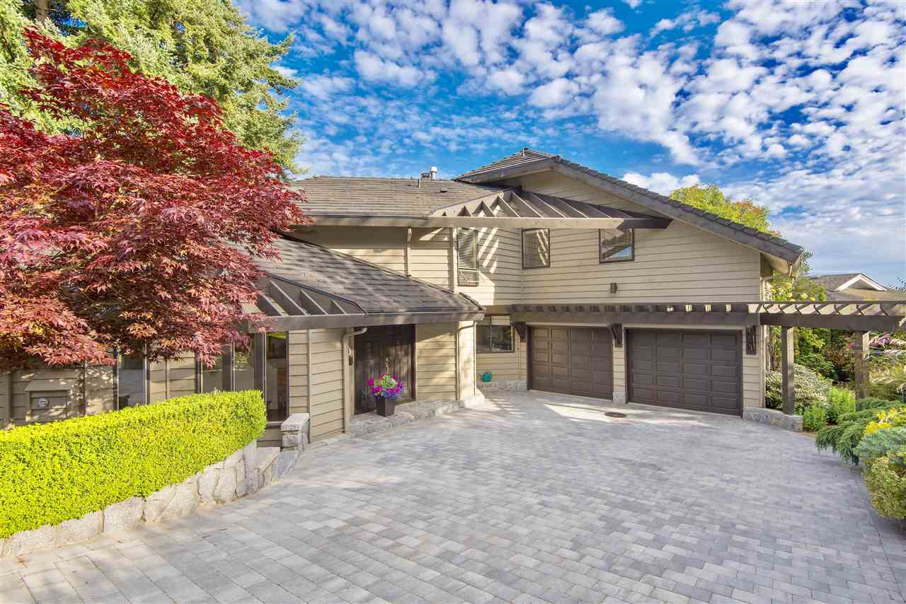 Detached at 5872 FALCON ROAD, West Vancouver, British Columbia. Image 1
