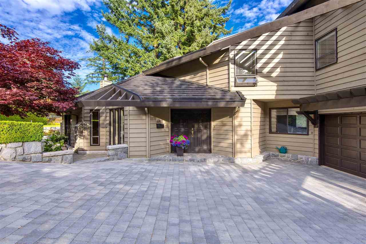 Detached at 5872 FALCON ROAD, West Vancouver, British Columbia. Image 2