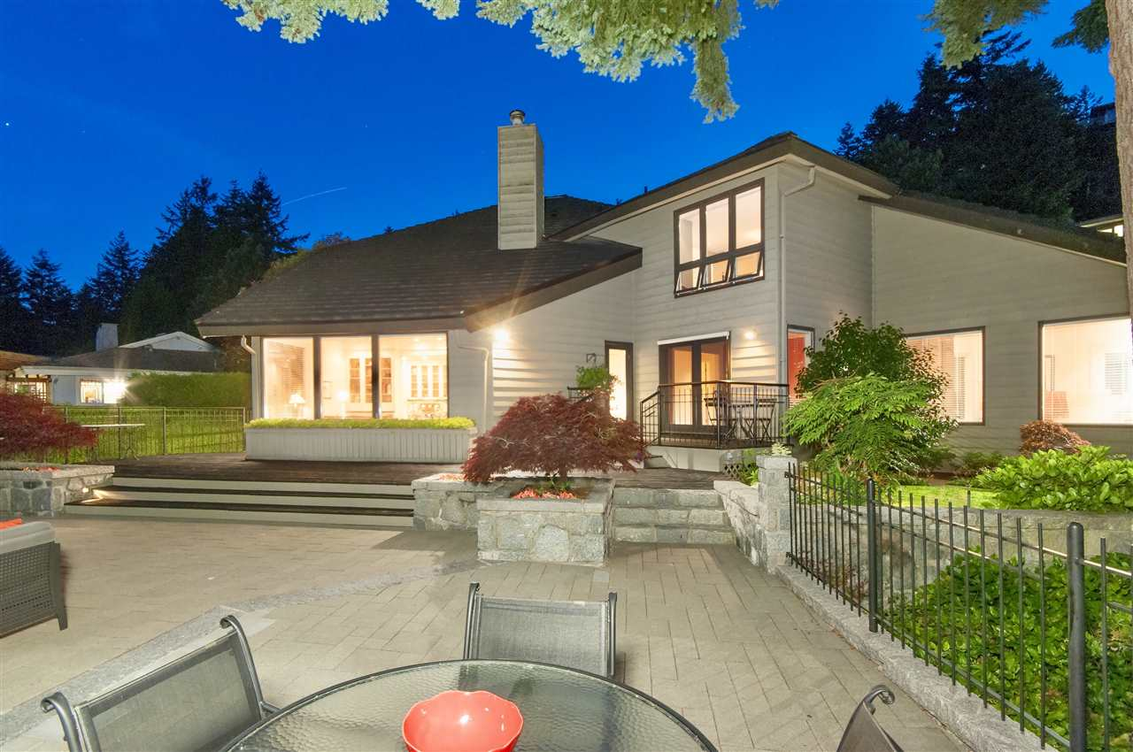 Detached at 5872 FALCON ROAD, West Vancouver, British Columbia. Image 18