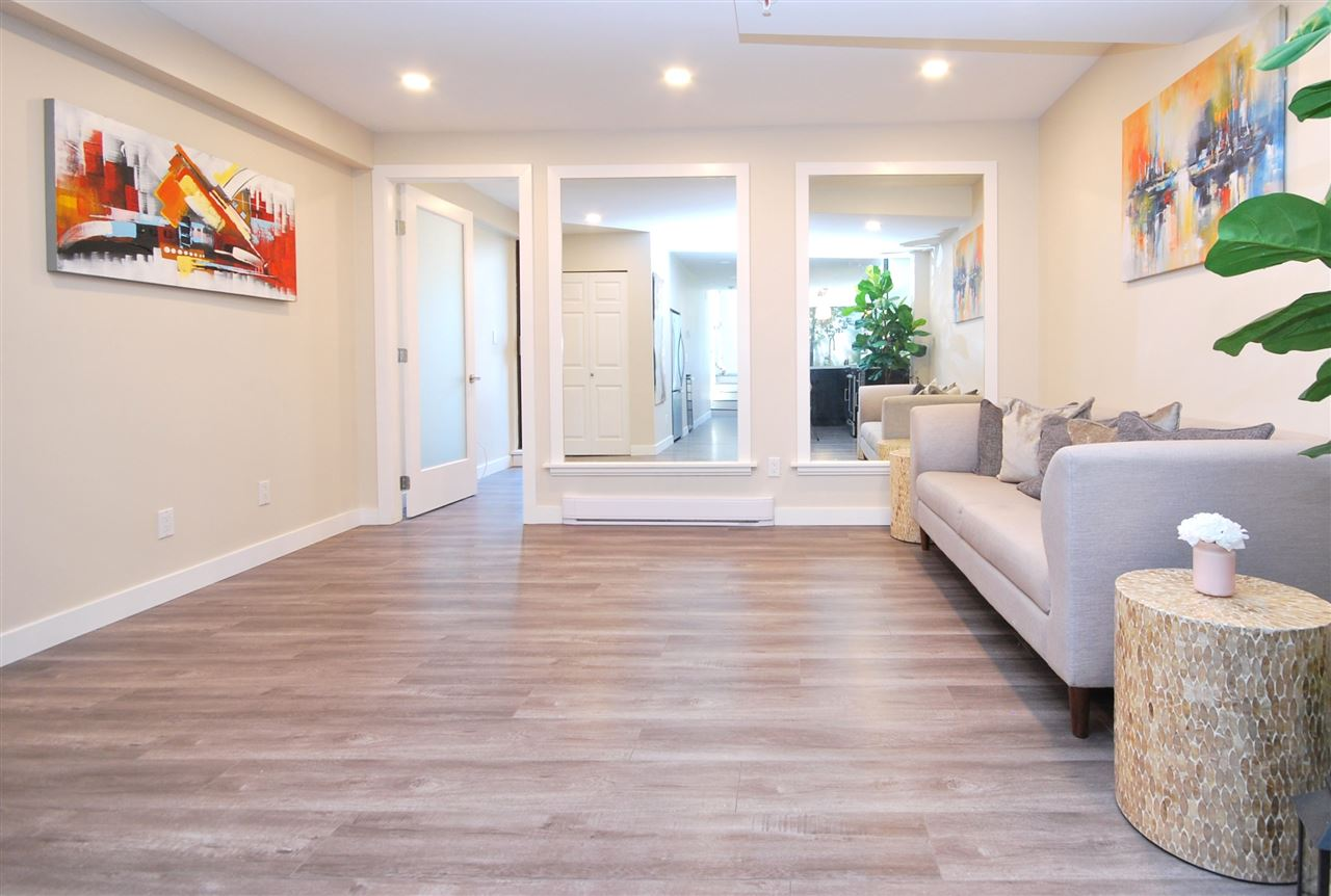 Townhouse at 4 1549 HARO STREET, Unit 4, Vancouver West, British Columbia. Image 1