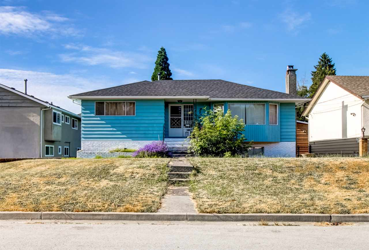 Detached at 6815 YEOVIL PLACE, Burnaby North, British Columbia. Image 1