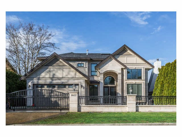 Detached at 8651 ROSEMARY AVENUE, Richmond, British Columbia. Image 1
