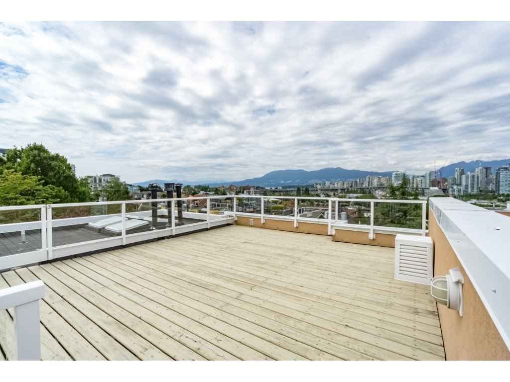 Townhouse at C 1244 W 7TH AVENUE, Unit C, Vancouver West, British Columbia. Image 1
