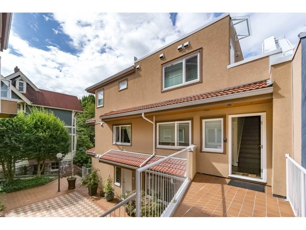Townhouse at C 1244 W 7TH AVENUE, Unit C, Vancouver West, British Columbia. Image 2