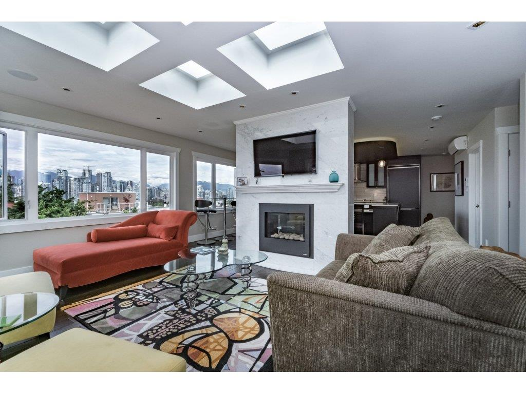 Townhouse at C 1244 W 7TH AVENUE, Unit C, Vancouver West, British Columbia. Image 9