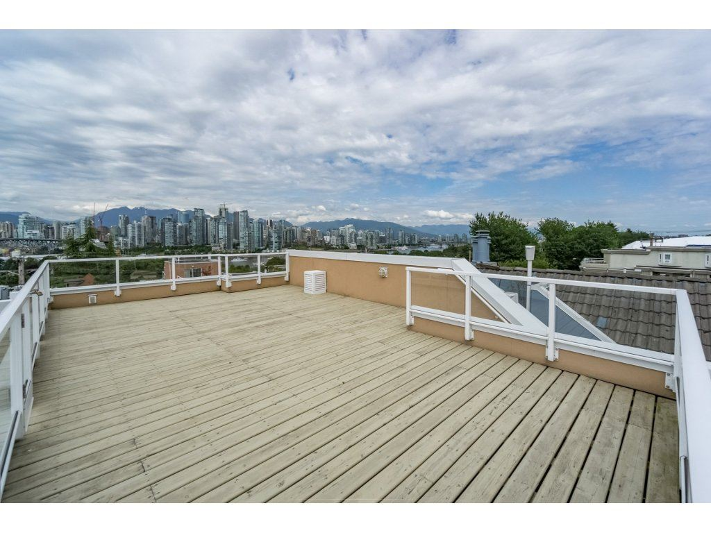 Townhouse at C 1244 W 7TH AVENUE, Unit C, Vancouver West, British Columbia. Image 20