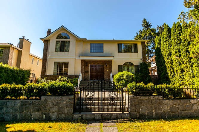 Detached at 2986 W 35TH AVENUE, Vancouver West, British Columbia. Image 1