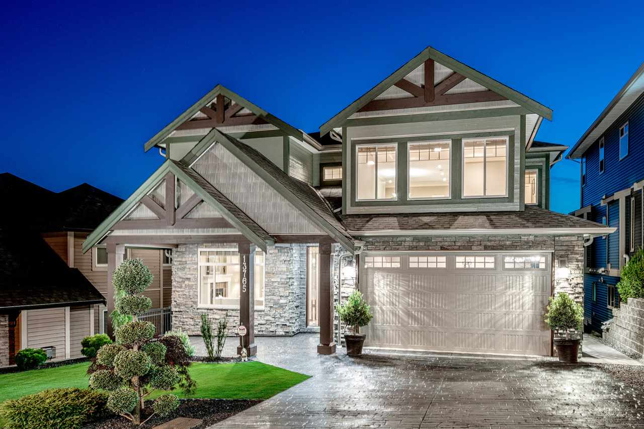 Detached at 13765 SILVER VALLEY ROAD, Maple Ridge, British Columbia. Image 2