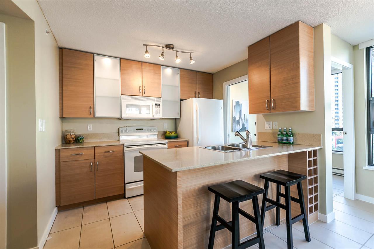 Condo Apartment at 1106 928 HOMER STREET, Unit 1106, Vancouver West, British Columbia. Image 4