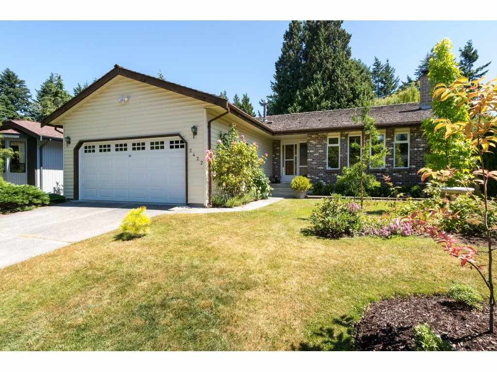 Detached at 2422 123A STREET, South Surrey White Rock, British Columbia. Image 1