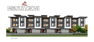 Townhouse at 4 38447 BUCKLEY AVENUE, Unit 4, Squamish, British Columbia. Image 1