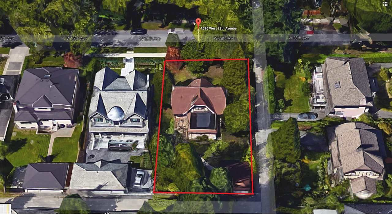 Detached at 1526 W 28TH AVENUE, Vancouver West, British Columbia. Image 4