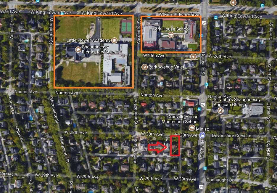 Detached at 1526 W 28TH AVENUE, Vancouver West, British Columbia. Image 5