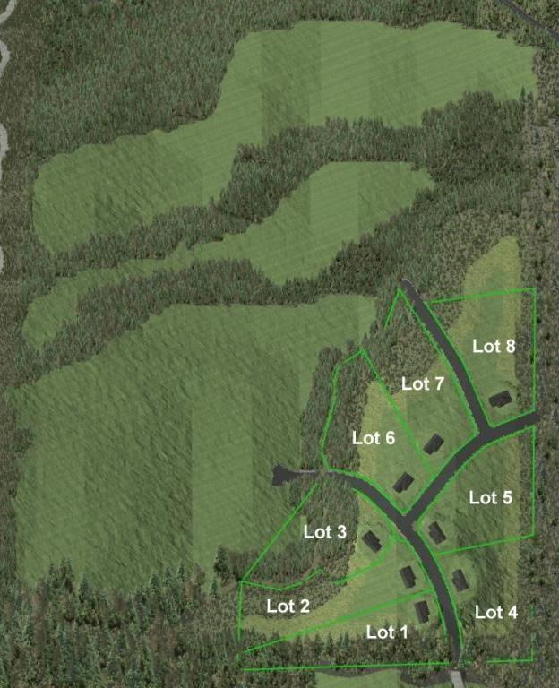 Vacant Land at DL 1354 STORVOLD ROAD, Sunshine Coast, British Columbia. Image 10