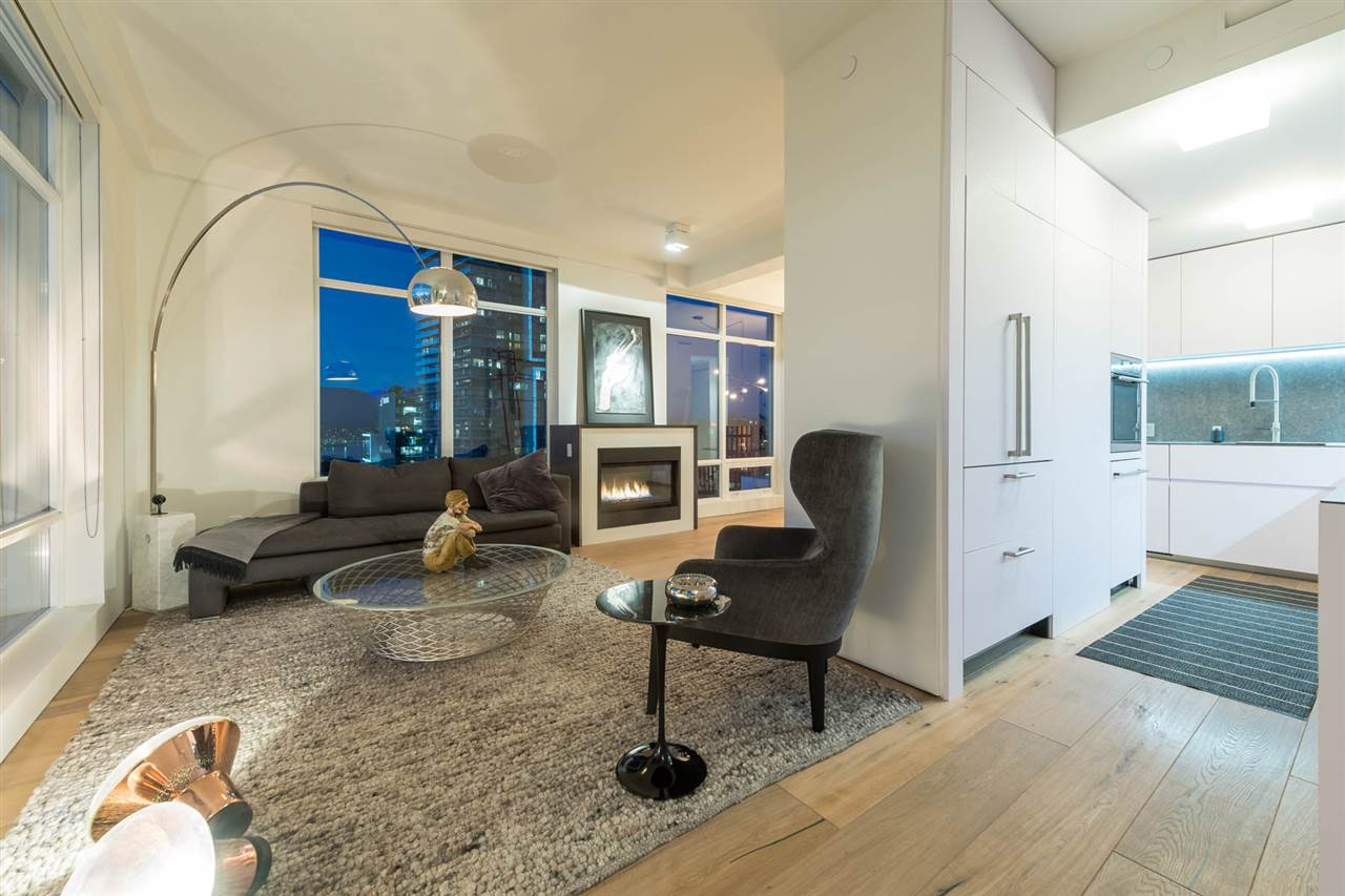 Condo Apartment at 2902 565 SMITHE STREET, Unit 2902, Vancouver West, British Columbia. Image 8