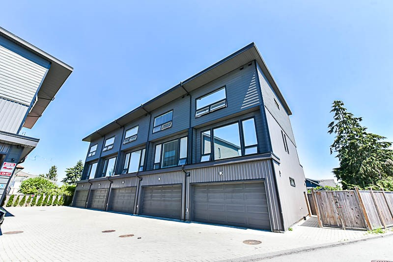 Townhouse at H 6688 DUFFERIN AVENUE, Unit H, Burnaby South, British Columbia. Image 1