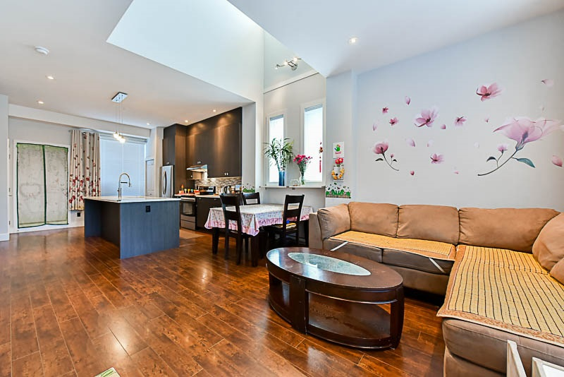 Townhouse at H 6688 DUFFERIN AVENUE, Unit H, Burnaby South, British Columbia. Image 3