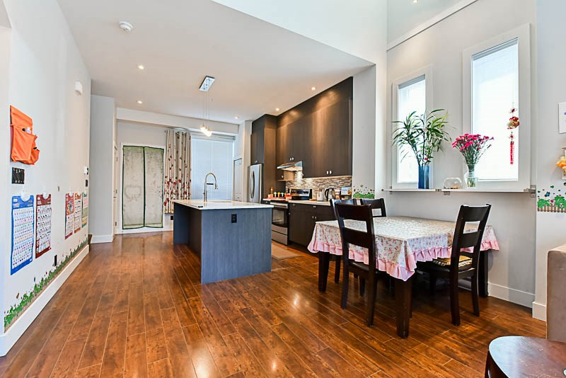 Townhouse at H 6688 DUFFERIN AVENUE, Unit H, Burnaby South, British Columbia. Image 4