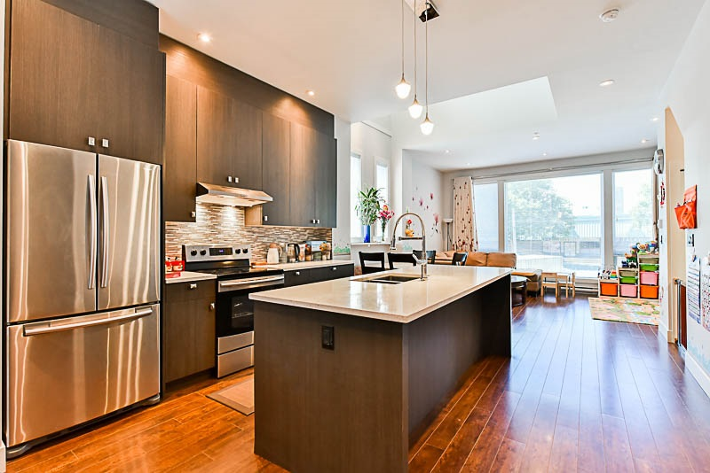 Townhouse at H 6688 DUFFERIN AVENUE, Unit H, Burnaby South, British Columbia. Image 5
