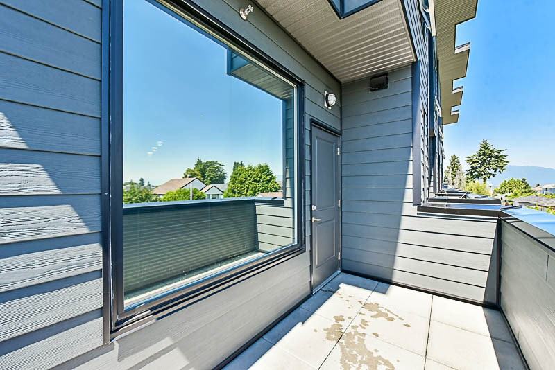 Townhouse at H 6688 DUFFERIN AVENUE, Unit H, Burnaby South, British Columbia. Image 14