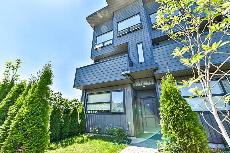 Townhouse at H 6688 DUFFERIN AVENUE, Unit H, Burnaby South, British Columbia. Image 17
