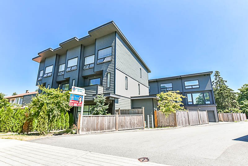 Townhouse at H 6688 DUFFERIN AVENUE, Unit H, Burnaby South, British Columbia. Image 20