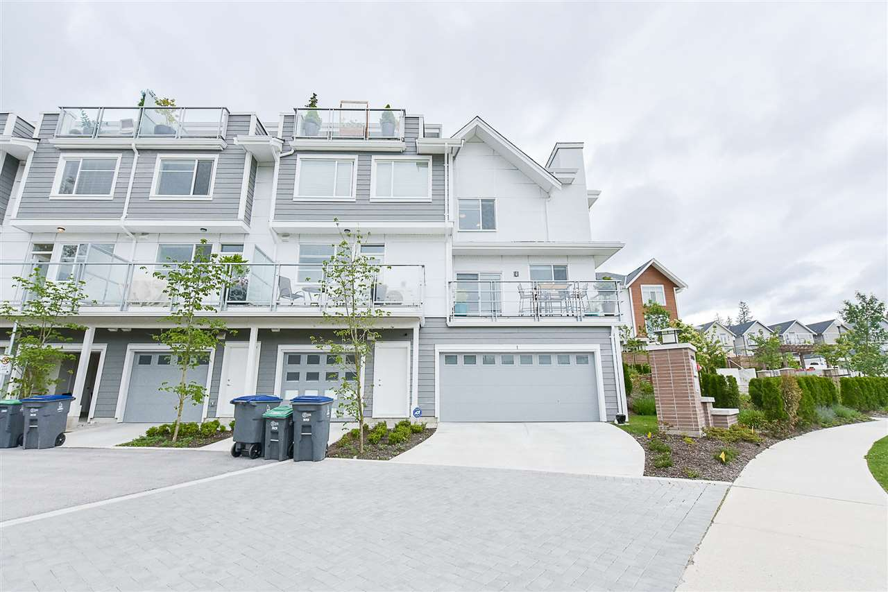 Townhouse at 1 15918 MOUNTAIN VIEW DRIVE, Unit 1, South Surrey White Rock, British Columbia. Image 20