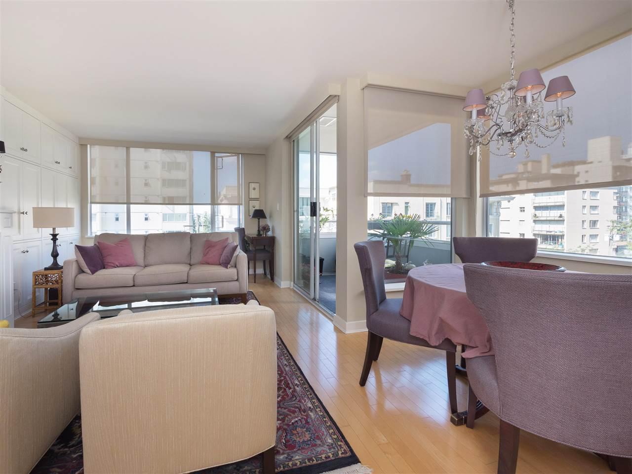 Condo Apartment at 303 1436 HARWOOD STREET, Unit 303, Vancouver West, British Columbia. Image 1