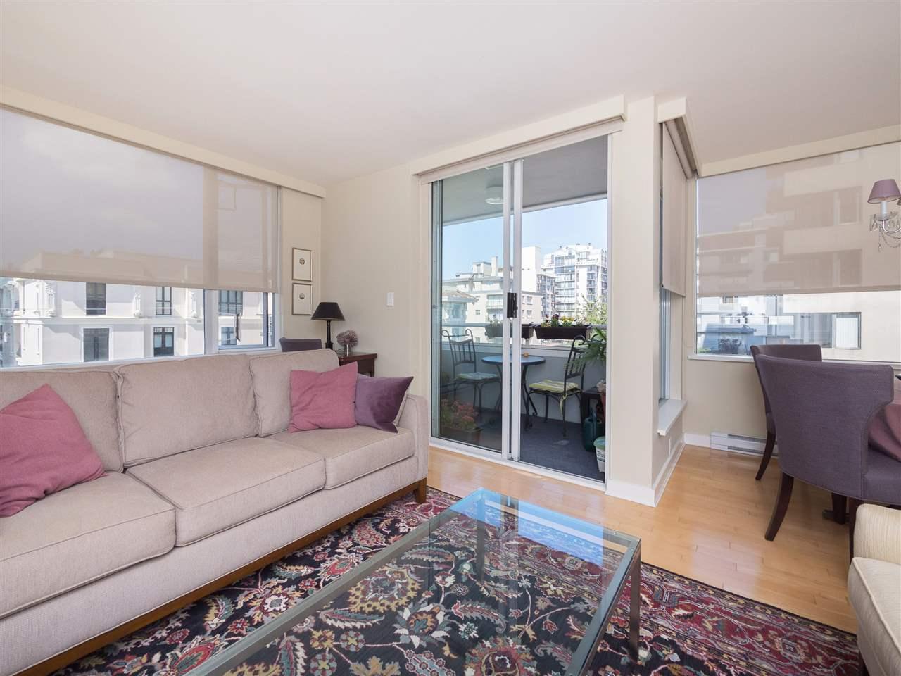 Condo Apartment at 303 1436 HARWOOD STREET, Unit 303, Vancouver West, British Columbia. Image 6