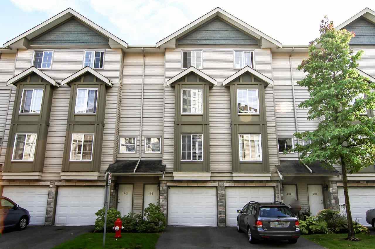 Townhouse at 41 14855 100 AVENUE, Unit 41, North Surrey, British Columbia. Image 1