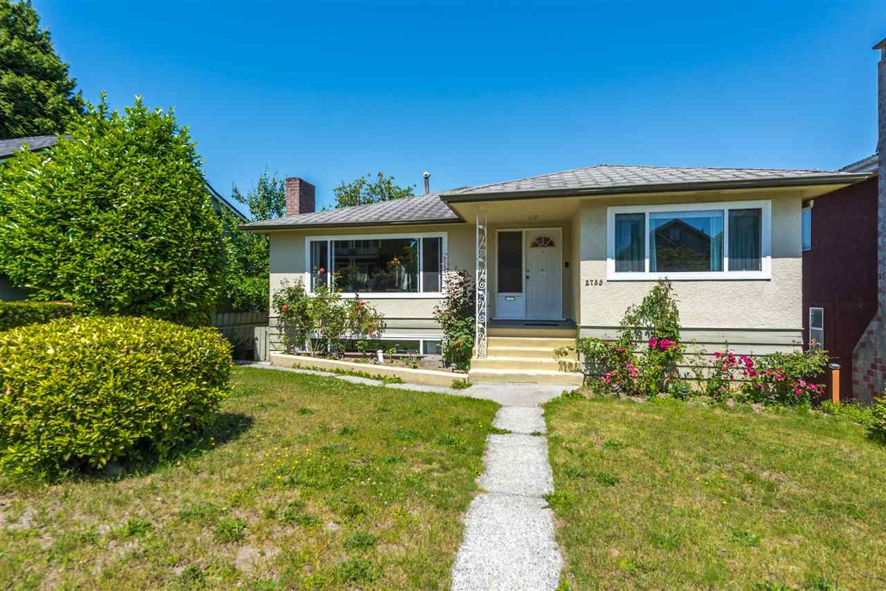 Detached at 2735 OXFORD STREET, Vancouver East, British Columbia. Image 1