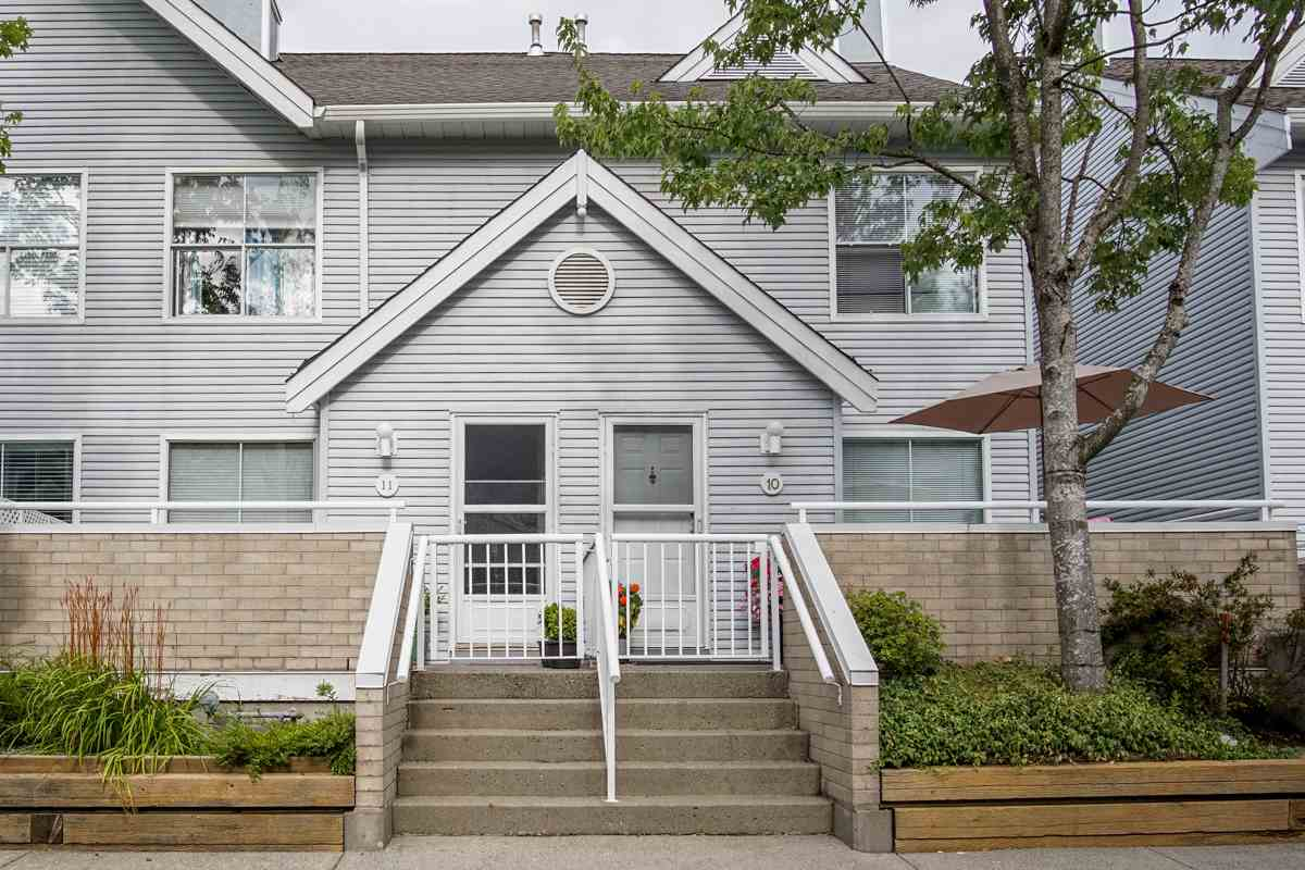 Townhouse at 11 13713 72A AVENUE, Unit 11, Surrey, British Columbia. Image 1