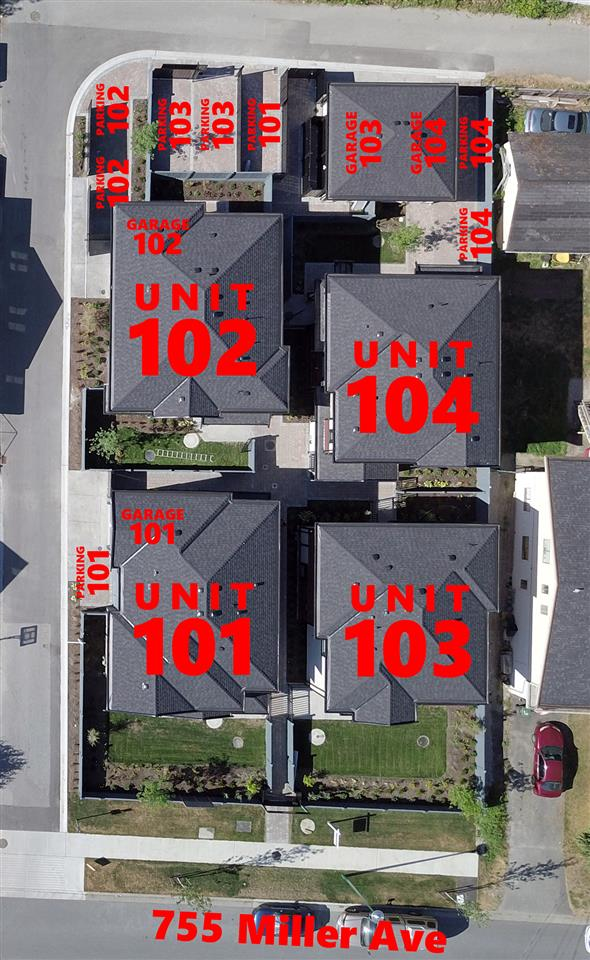 Detached at 101 755 MILLER AVENUE, Unit 101, Coquitlam, British Columbia. Image 20