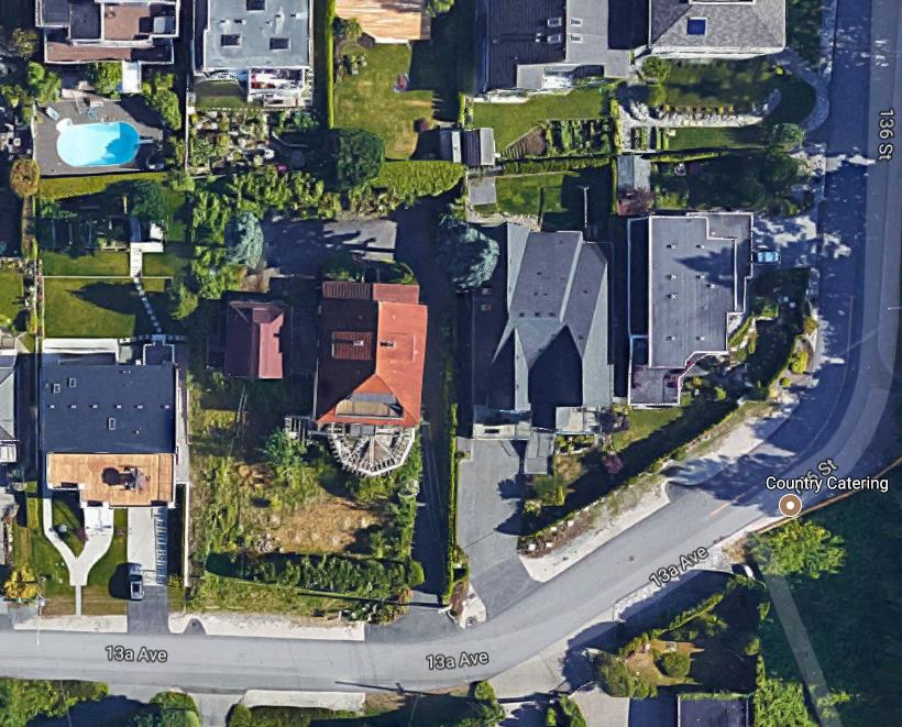 Detached at 13567 13A AVENUE, South Surrey White Rock, British Columbia. Image 9